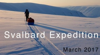 Svalbard Ski Expedition 2017